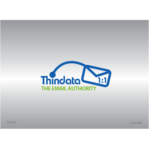 Give us a facelift! Rework the ThinData logo.