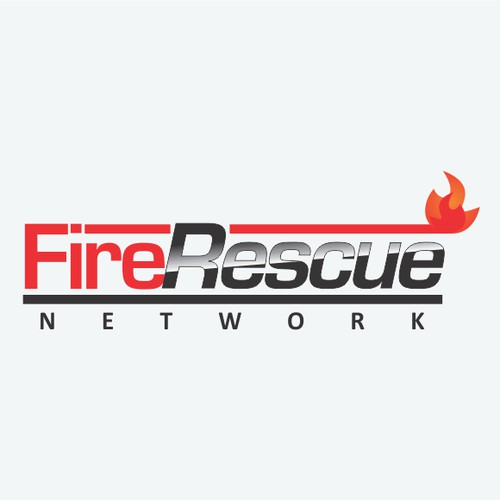 Help Fire Rescue Network with a new logo
