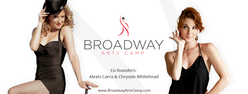 Social Media Covers for Broadway Arts Camp