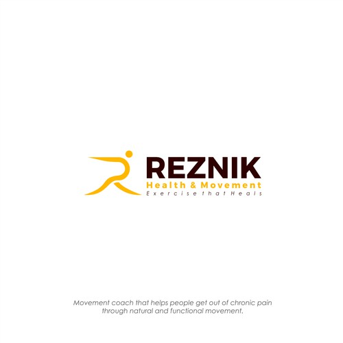 Logo Concept for Reznik
