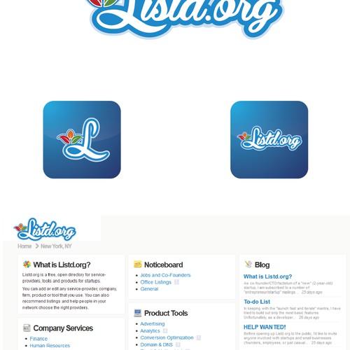 Logo for Listd.org