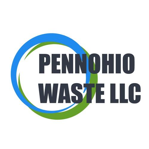 Logo for PennOhio Waste LLC