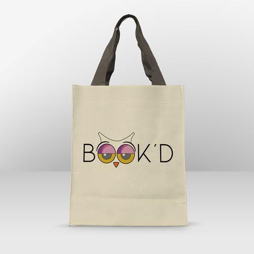 Illustration/graphics for a bag
