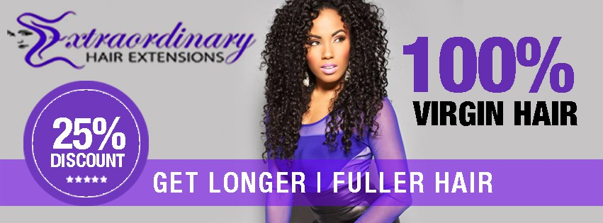 African American hair extension facebook cover page