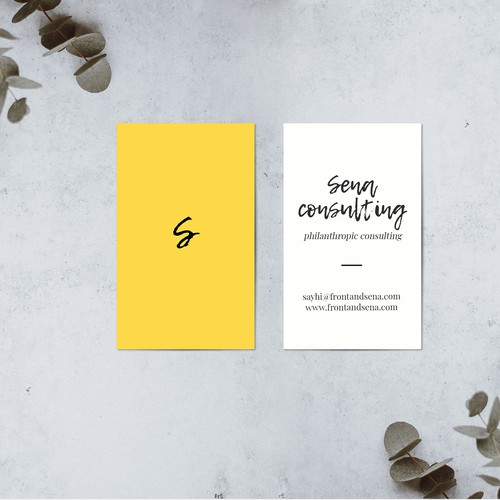 Business Card Design & Logo Design