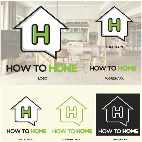 Logo For Home Blog