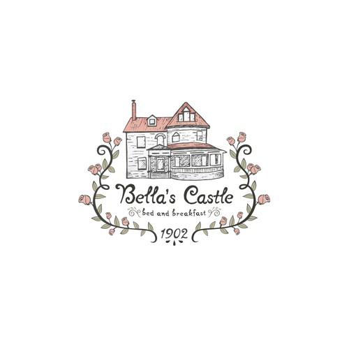 Bella's Castle logo