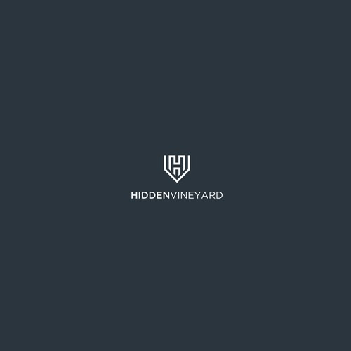 Help us unhide the Hidden Vineyard logo!