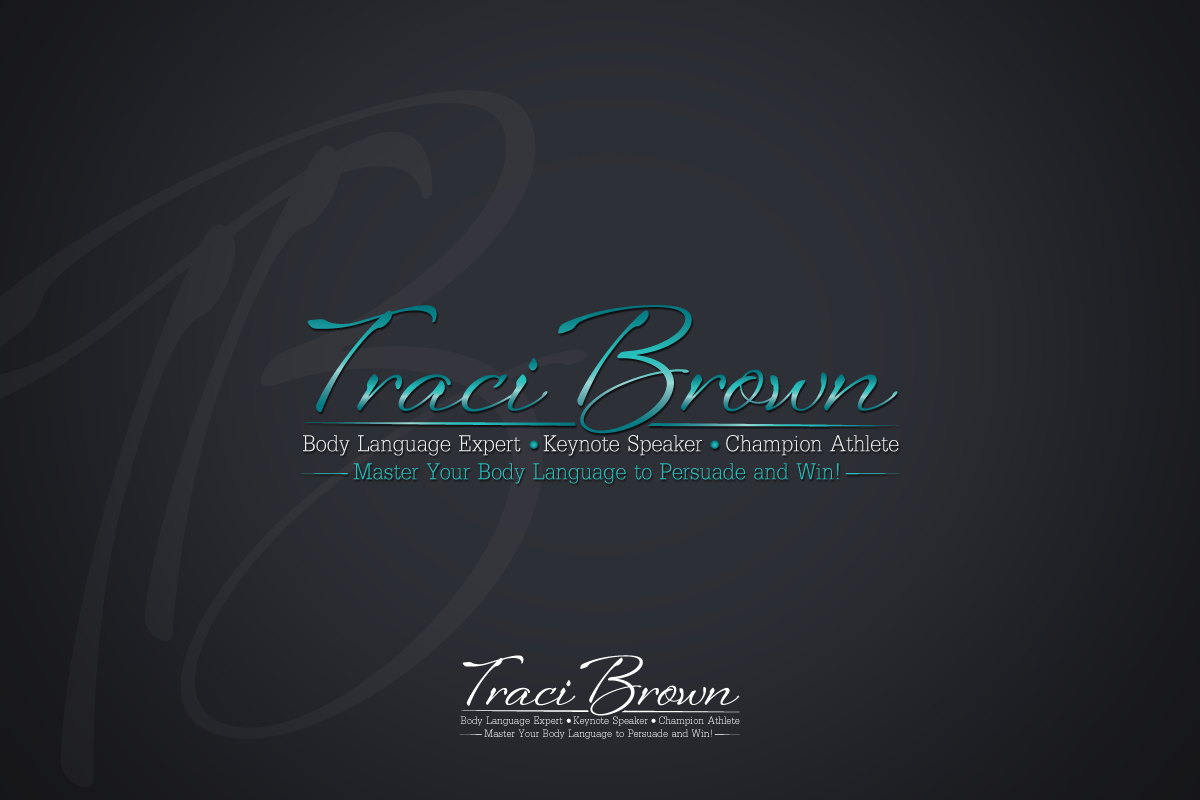 logo for Traci Brown