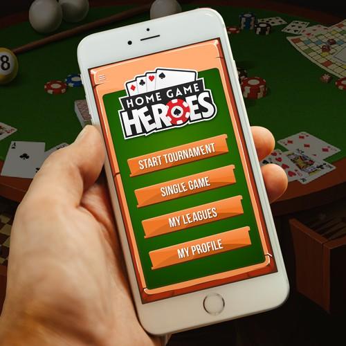 Card Game App
