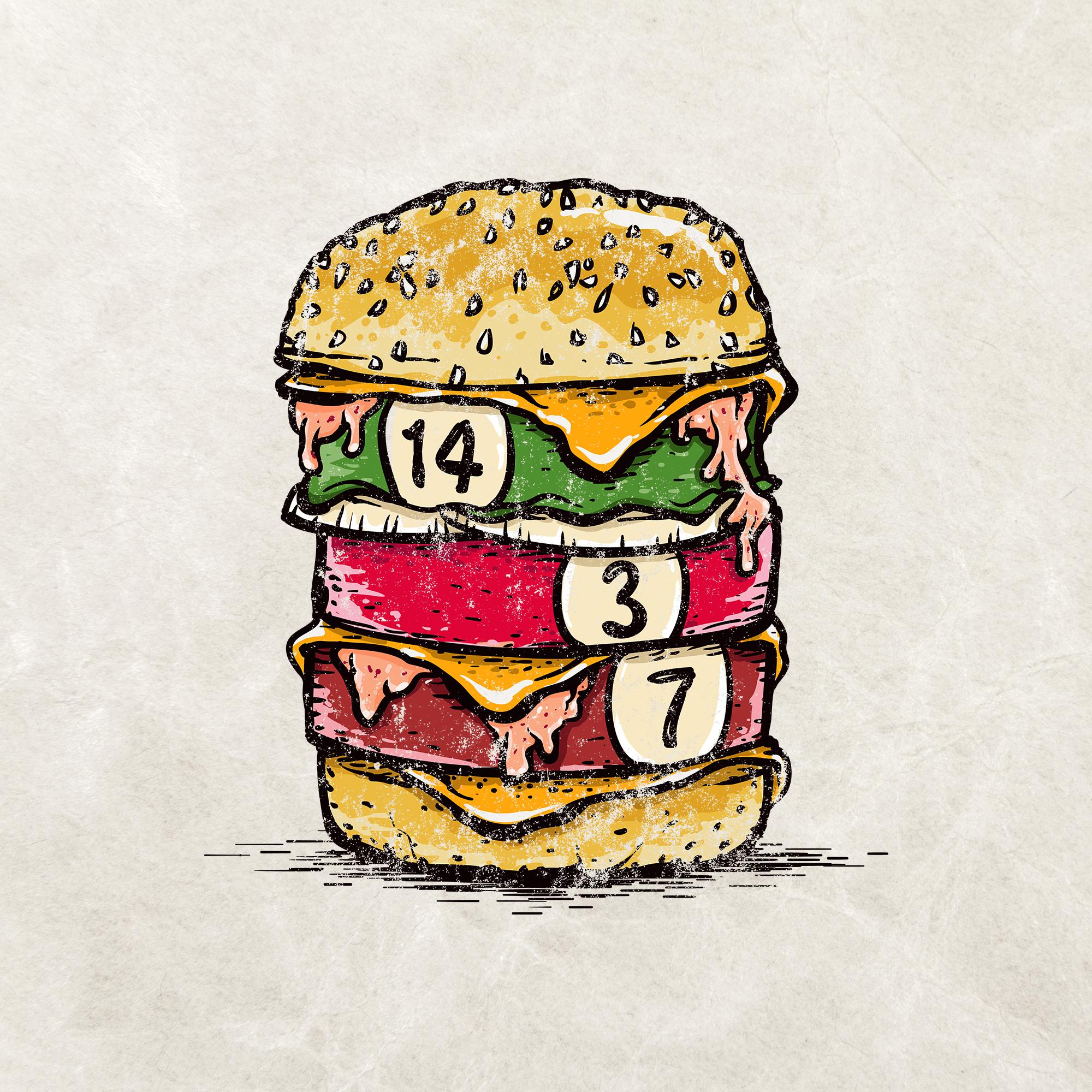 Billiard Burger