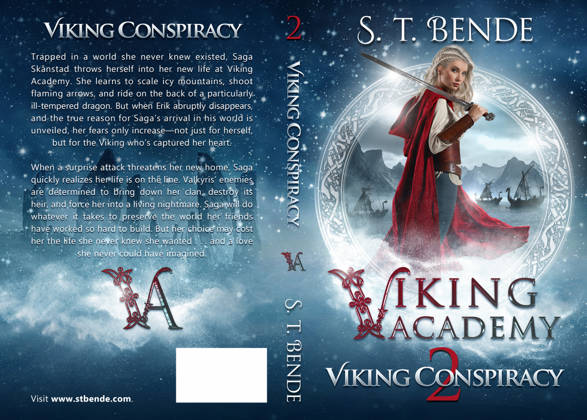 Viking Academy: Viking Conspiracy (Book 2)