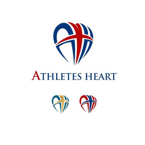 Athletes Heart logo