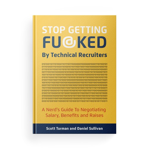 Stop Getting Fu@ked by Technical Recruiters Book Cover