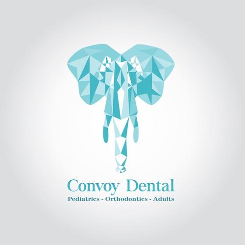 Convoy Dental - Adobe Illustrator CS6
