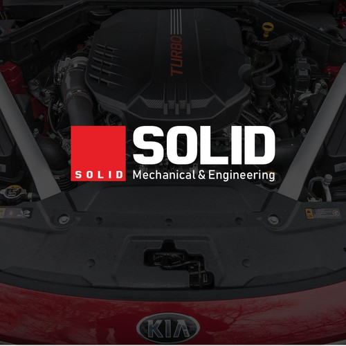 Solid Logo Contest