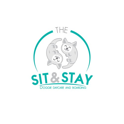 Sit and Stay Logo