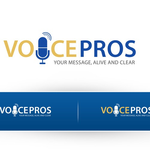 New logo wanted for Voice Pros