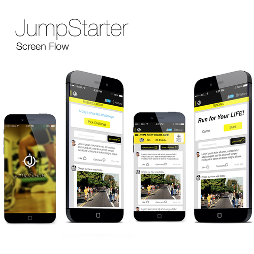 Create an AMAZING Activity Feed for JumpStarter