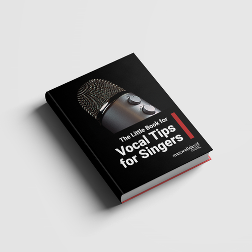 The little book for vocal tips for singers