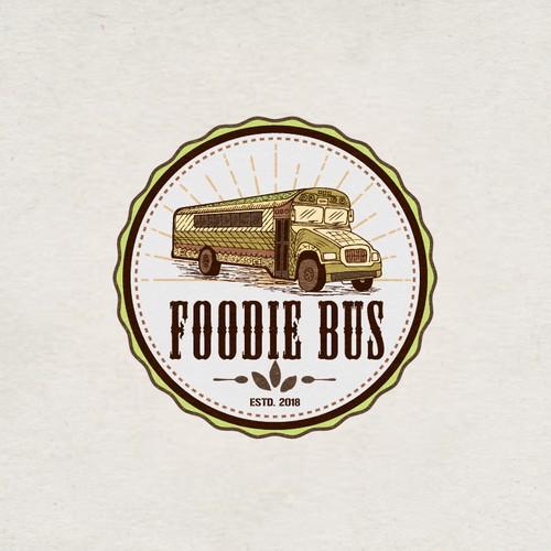 Barn on a Bus Logo