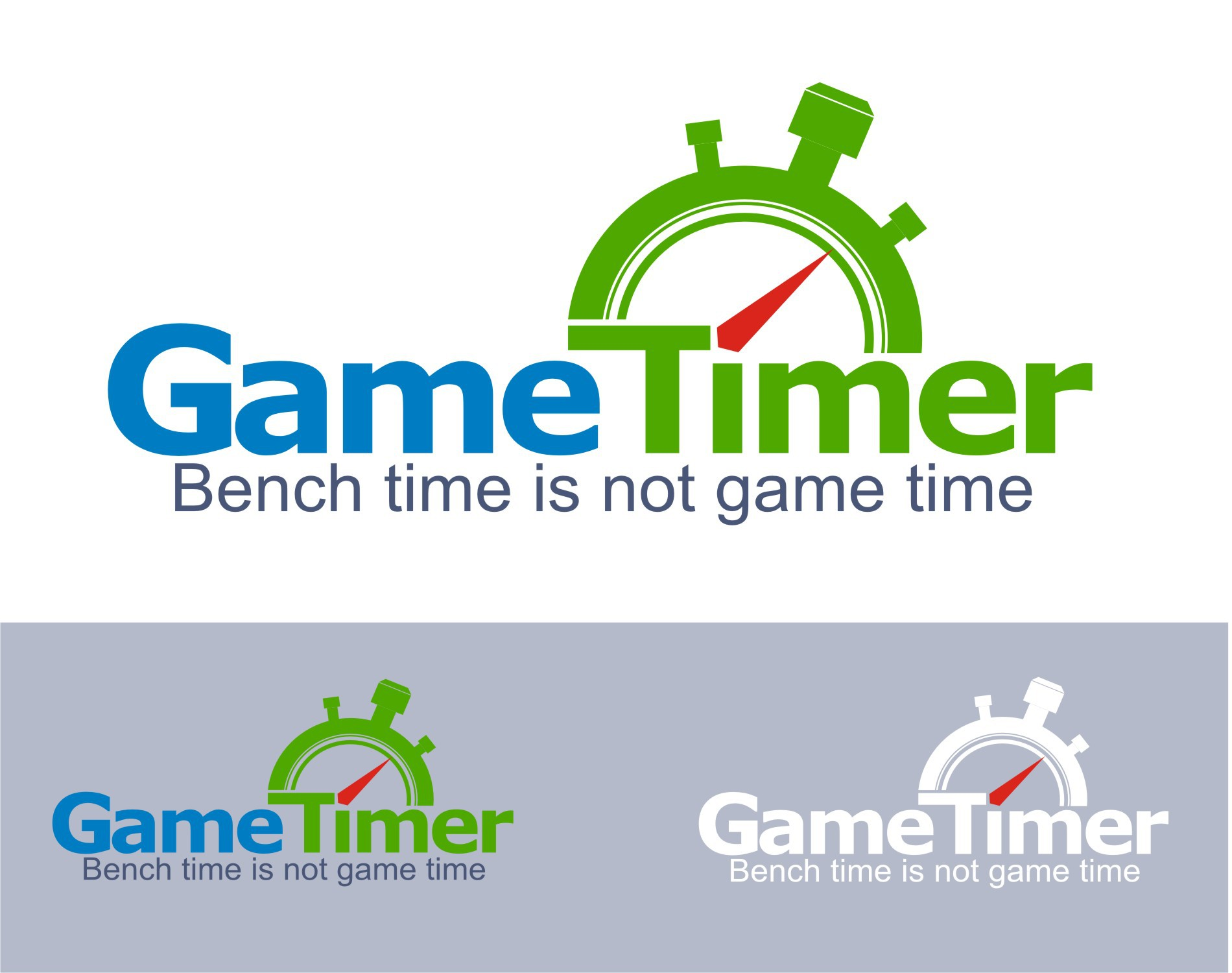 Help Gametimer with a new logo