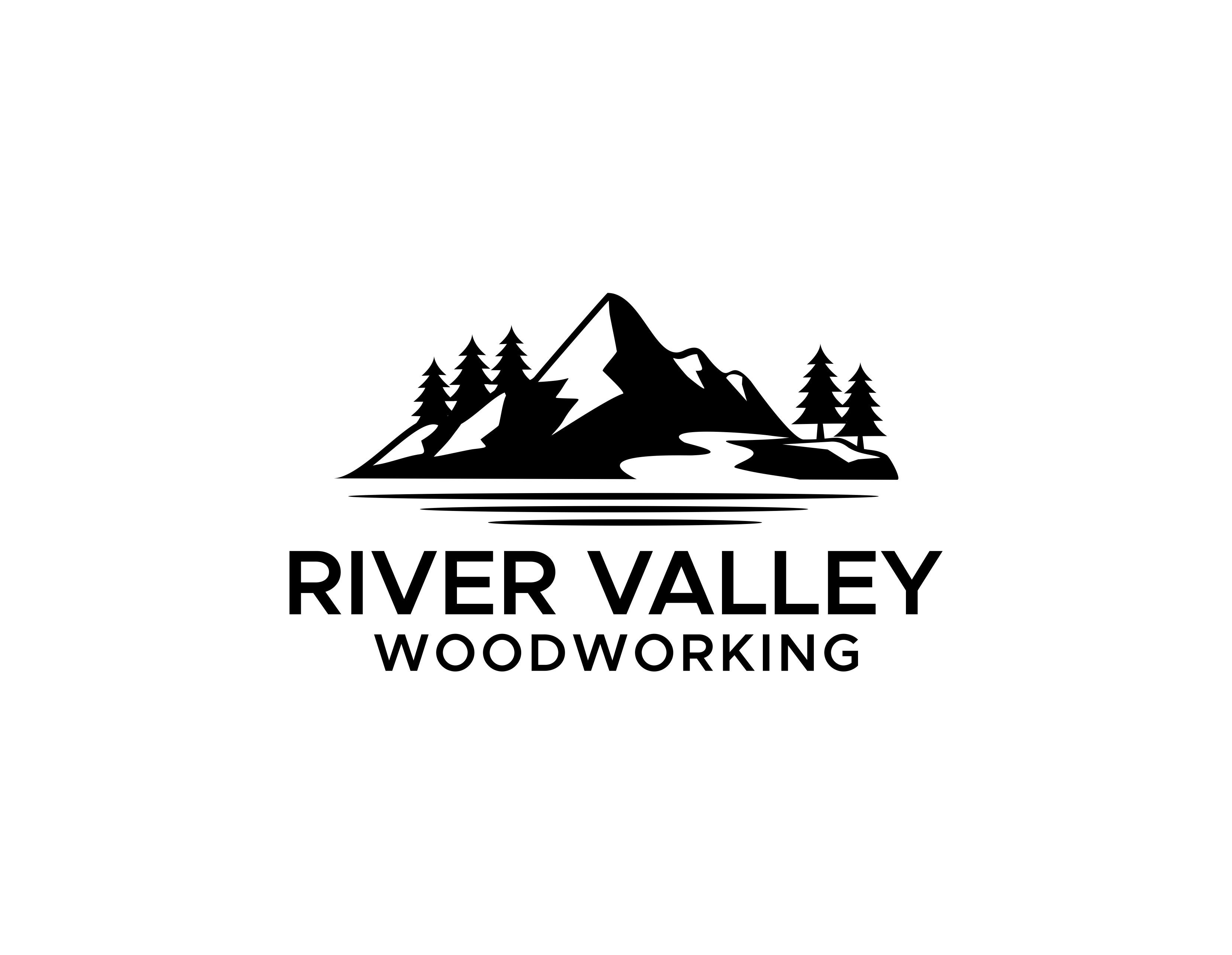 River Valley Woodworking Logo