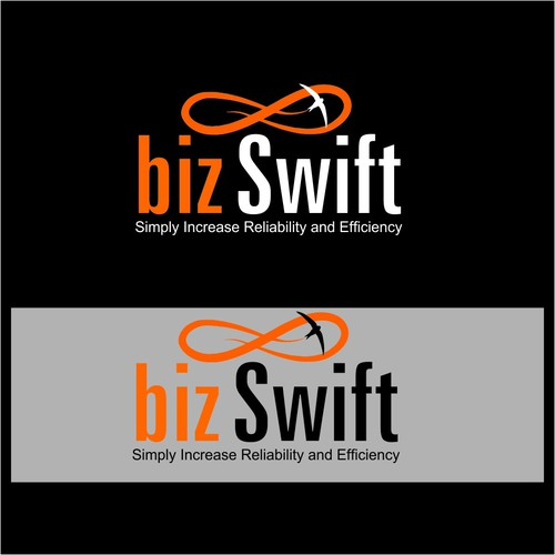 Create a winning logo design for bizSwift