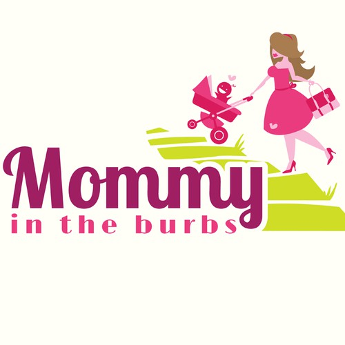 Help Hot Suburban Moms with a new logo