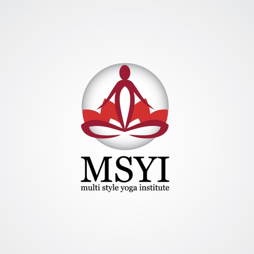NEEDED - a stylish logo for a yoga school.