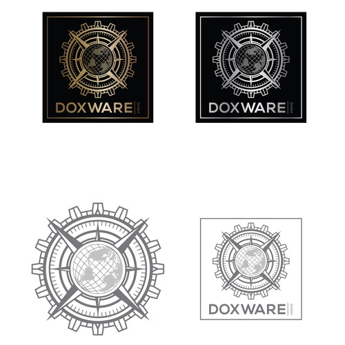 Logo design for Doxware Trading Co.