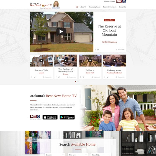 Atlanta's Best New Homes TV