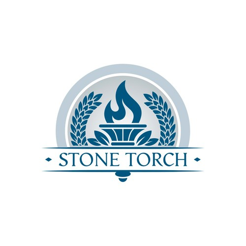logo concept for Stone Torch