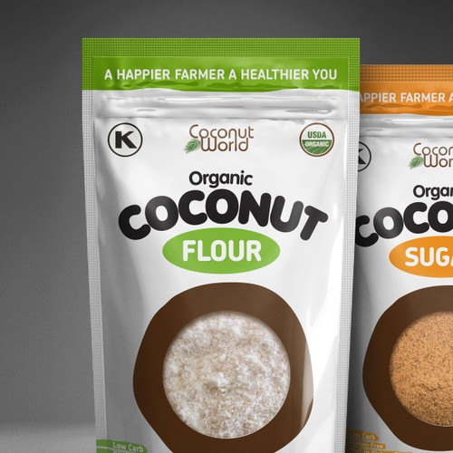 Create Product Labels for Coconut World