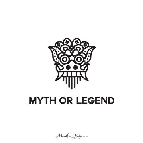 BARONG FROM BALINESE MYTH