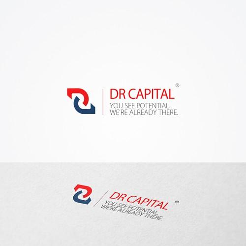 DR CAPITAL LOGO DESIGN