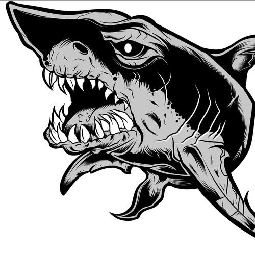 shark progrees