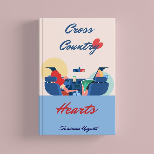 Book cover design-Illustration