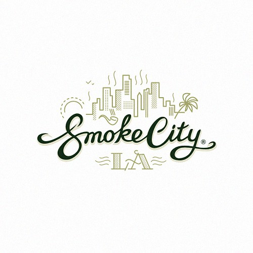Create the next logo for Smoke City LA