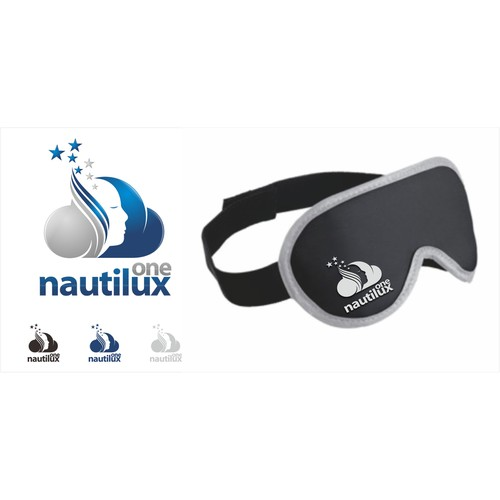 Logo for Nautilux-One -sleeping masks- Tauchen Sie in ihre Träume ein / enter your dreams!
