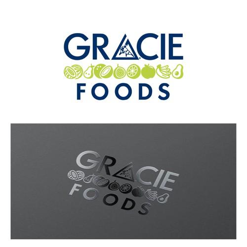 GRACIE FOODS LOGO