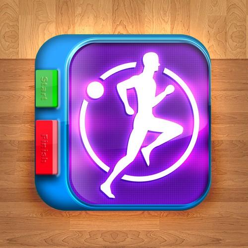 Running App Icon