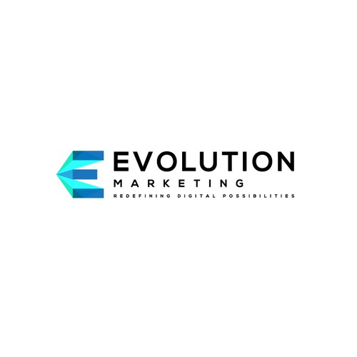 Evolution Marketing Logo