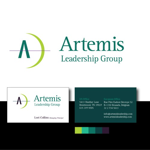 logo for Artemis Leadership Group