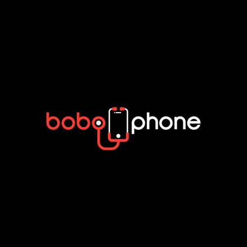 Logo Design for Bobo Phone