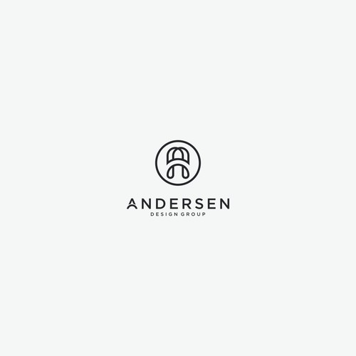 Logo for Andersen Design Grouo