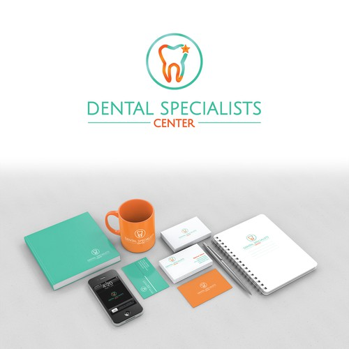 Logo for dental clinic