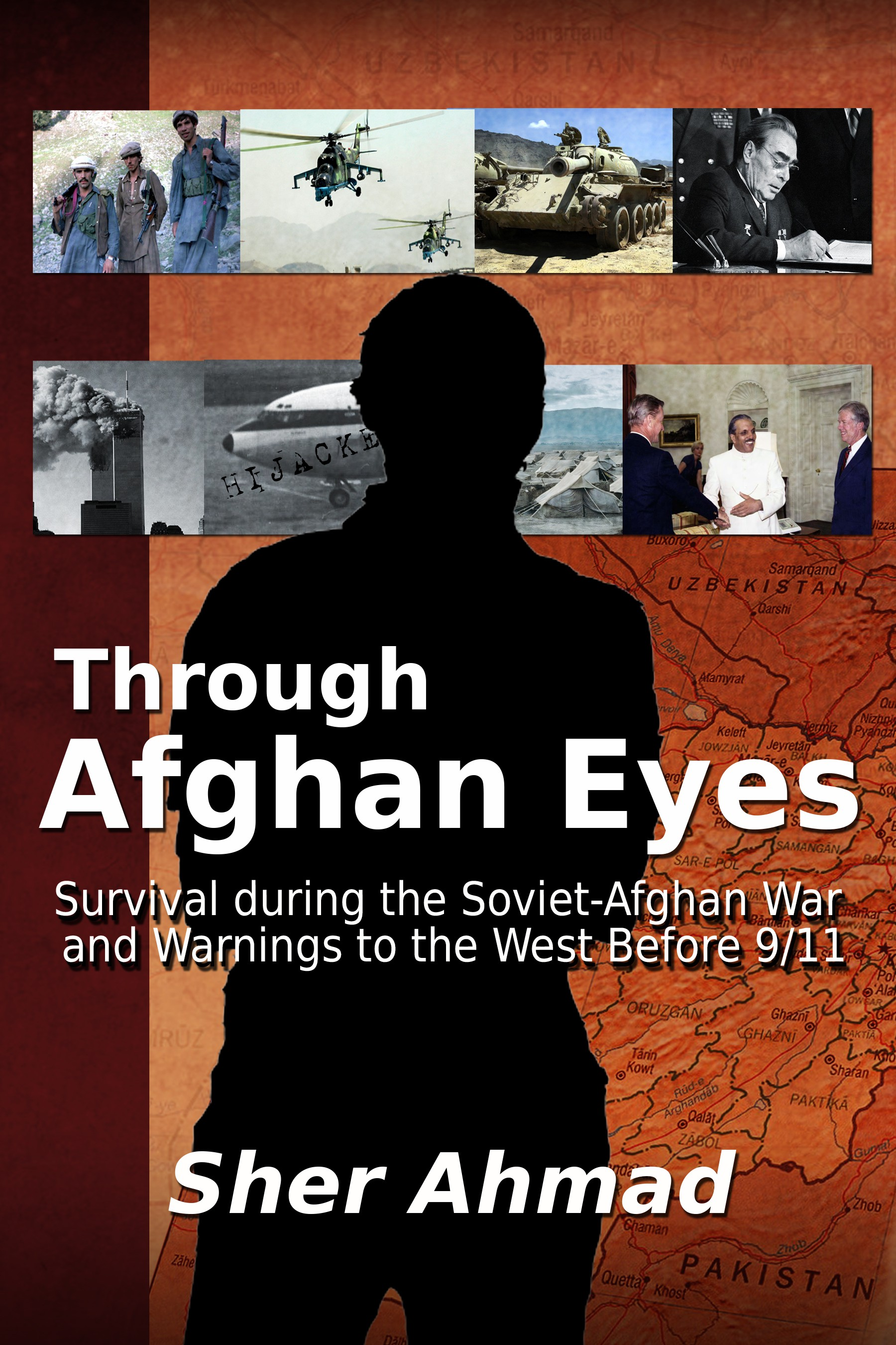 Book cover: historical, non-fiction -- Afghanistan/America