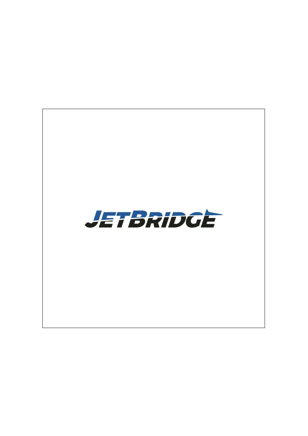 Logo for next-gen tech that integrates airplane, airline and airport data for operations and safety