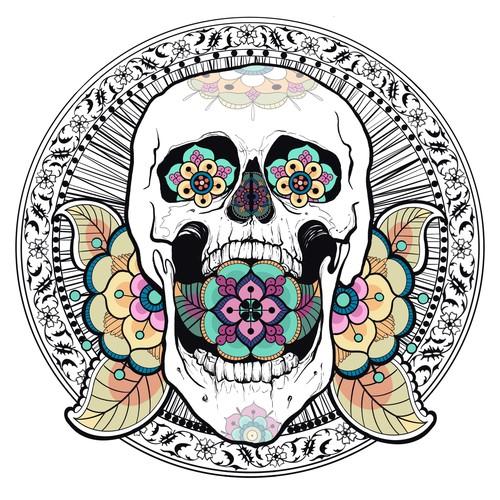 Tattoo ornament